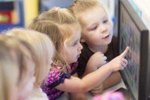 Get Set-Preschool Class - Computer