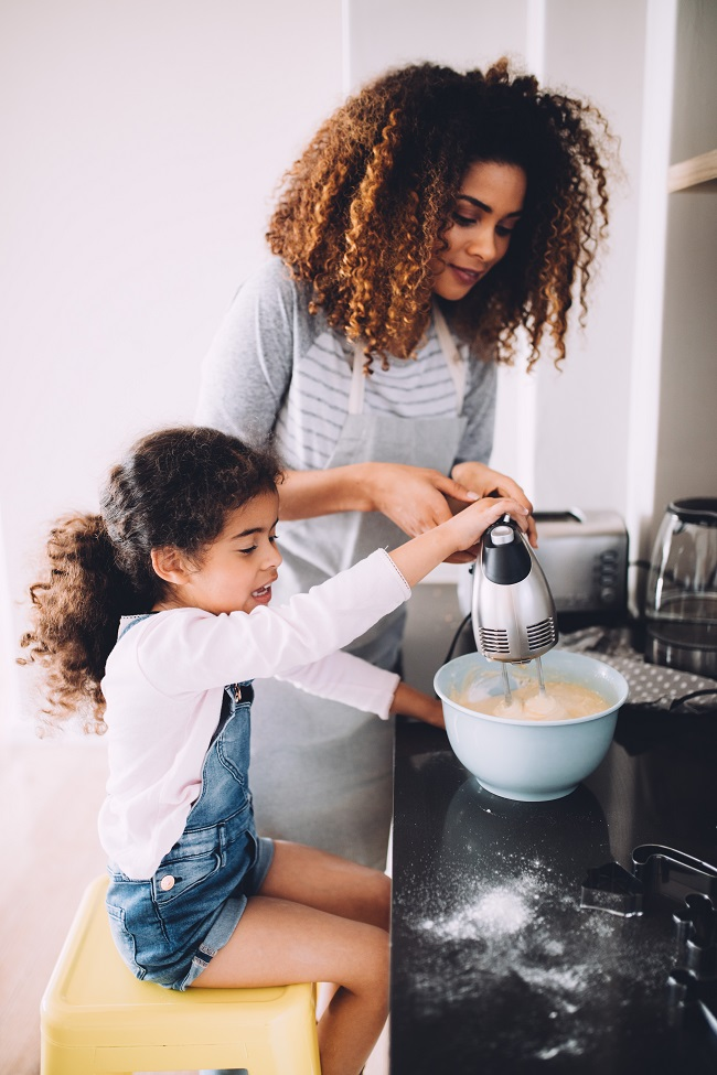 The Benefits of Cooking with Children, The Goddard School®