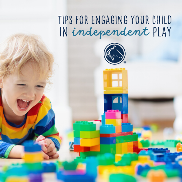 Tips for Engaging Your Child in Independent Play, The Goddard School®